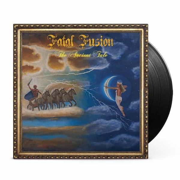 Fatal Fusion - The ancient tale LP