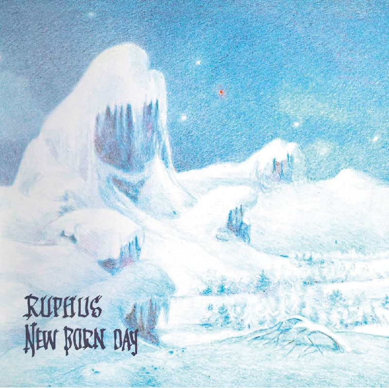 Ruphus - New Born Day CD