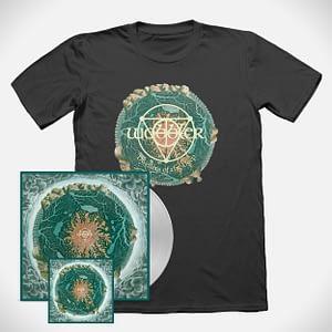 Wobbler - Dwellers of the Deep transparent LP bundle