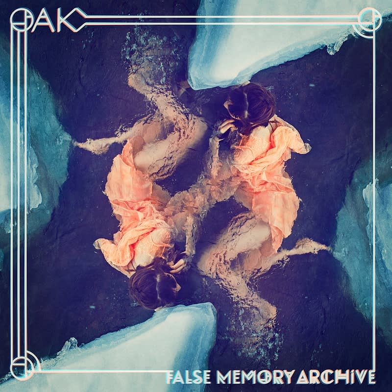 OAK - False Memory Archive CD