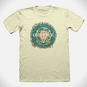 Wobbler - Dwellers of the Deep off white t-shirt